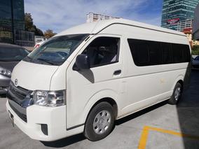 Toyota Hiace 5p L4/2.7 Man 15/pas