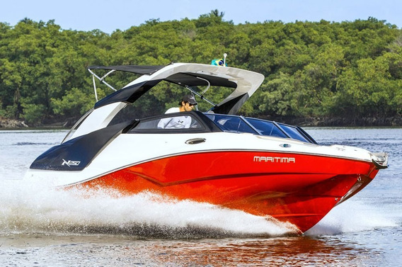 Lancha Nx Boat 25 Pés