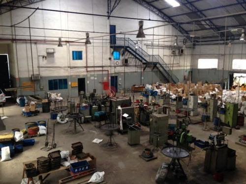Galpão Industrial Em Cumbica - Ta6994