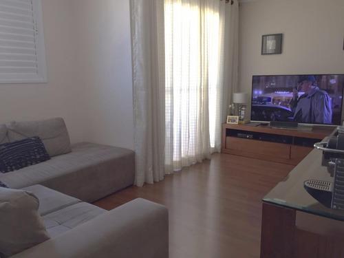 Imagem 1 de 8 de Apartamento Residencial À Venda, Vila Industrial, São Paulo. - Ap3603