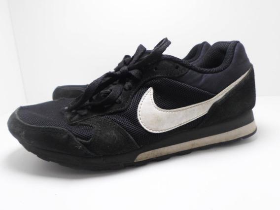 Tênis Nike Md Runner Preto/branco Número 36