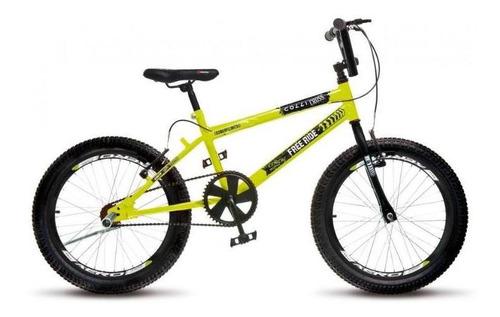 Bic Colli Cross Ext A.20 36r Amarelo Neon D