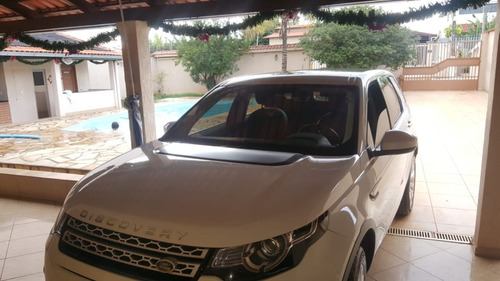 Land Rover Discovery Sport Hse Luxury 2015/2016 7 Lugares