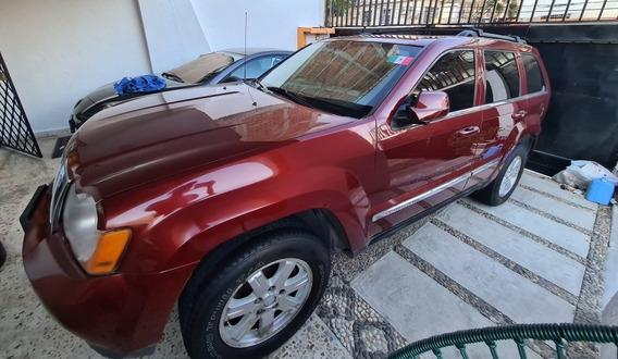 Jeep Grand Cherokee 2008 5.7 Limited Premium V8 4x2 Mt