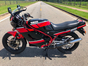 Yamaha Rd 350 Lc 1987 Placa Preta Rd350 Rd350lc