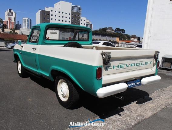 Chevrolet Pick Up C-14 1966 Vendida Em Detalhes