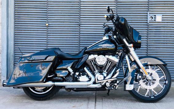 2011 Harley Davidson Flhx Street Glide Equipada