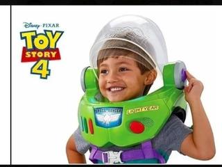 Juguete Casco Espacial De Buzz Lightyear Toy Story
