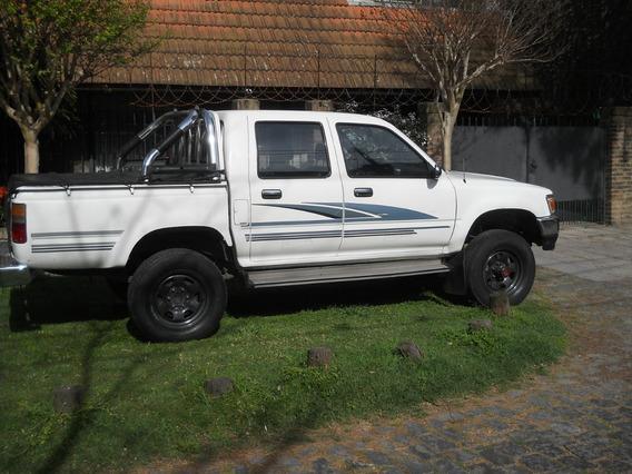Toyota Hilux Doble Cabina 4x4 Dlx Diesel Motor 2.8 1994