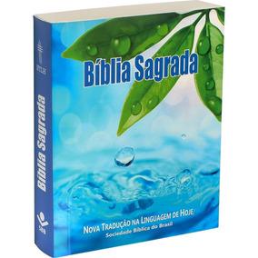 Caixa 20 Bíblia Barata Evangelizar Promoção Top Imperdível
