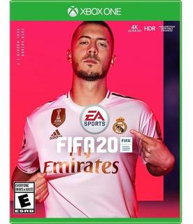 Fifa 20 Xbox One Nuevo Físico Sellado Envío Gratis 2020