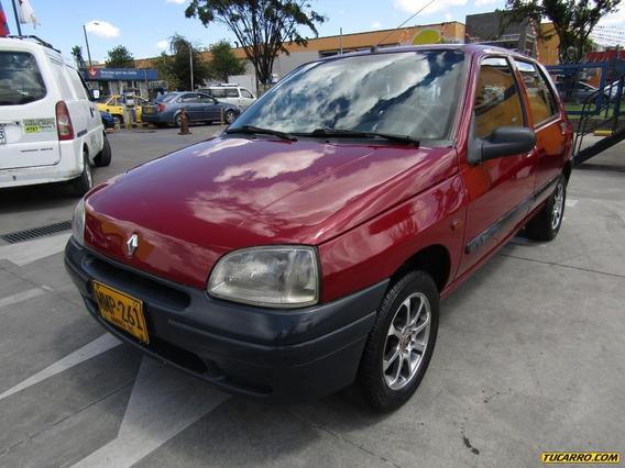 Renault Clio Rl Fase 1 Full Inyeccion.