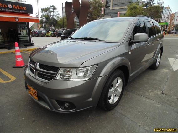 Dodge Journey Sxt 3.6 V6 At Siete Puestos