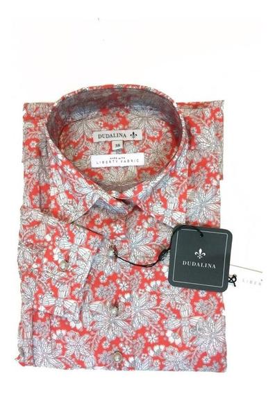 Camisa Dudalina (original E Nova) Tam 38 - Est. Liberty
