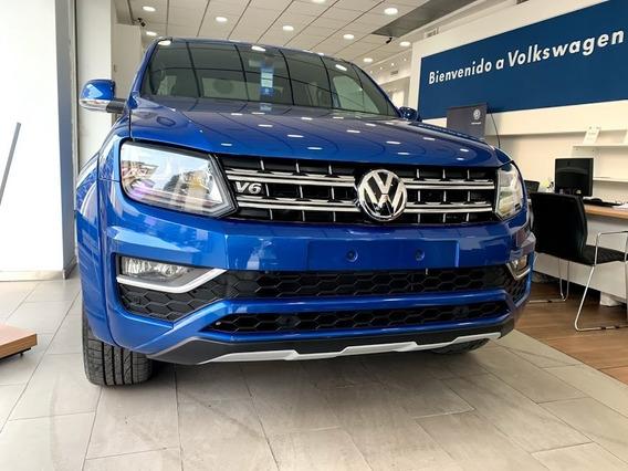 Volkswagen Amarok 3.0 V6 Extreme 4x4 At 2020 0km Vw 258cv 10