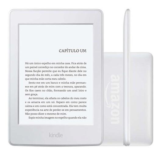 Kindle E-reader Amazon Paperwhite 4gb | Novo