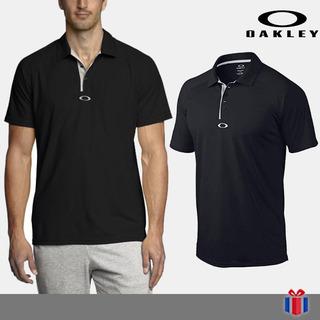 Camisa Polo Oakley Elemental 2.0 Golf M - Original Nueva