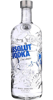 Vodka Absolut Importada Recycle Edition Envio Gratis Caba