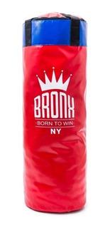 Bolsa Boxeo Bronx Mma Kick Boxing Muay Thai 0.90 Cm Olivos