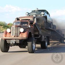 Caminhão Internacional Kb7 V8