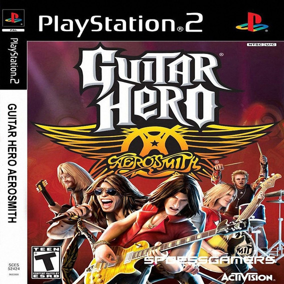 Guitar Hero 7 Aerosmith Ps2 Spin-offs Patch .