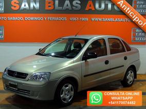 San Blas Auto Anticipo!! Chevrolet Corsa Ii 4ptas Gl 1.8