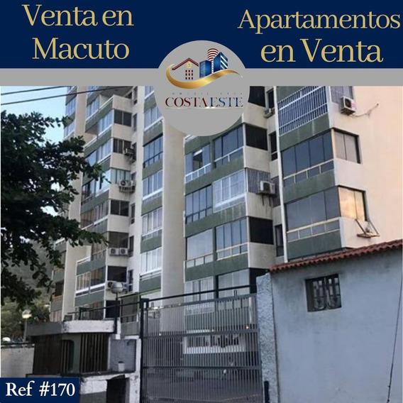 Ref 170 Venta De Apartamento Macuto