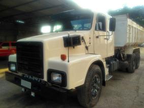 Caminhão Volvo Nl10 340 6x2 C/ Basculante 12mts³ 1988