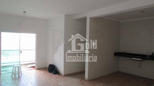 Apartamento Com 3 Dormitórios, 110 M² - Venda Por R$ 290.000 Ou Aluguel Por R$ 1.300/mês - Residencial E Comercial Palmares - Ribeirão Preto/sp - Ap3679