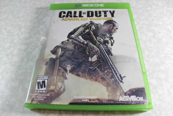 Xbox One - Call Of Duty Advanced Warfare - Mídia Física