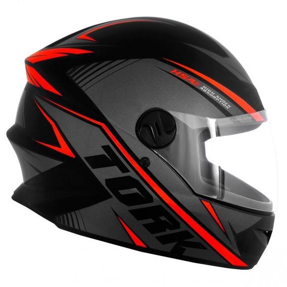 Capacete Para Motociclista Pro Tork R8 Fechado Cores Oferta