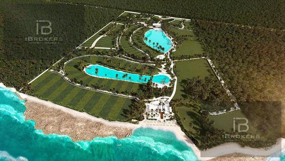 Venta De Lotes Residenciales En Paamul, Punta Paraiso, Playa Del Carmen