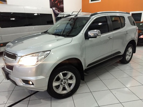 Chevrolet Trailblazer 2.8 Ltz 4x4 Aut 2015 Prata Top 52 Km