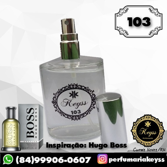 Perfume Keyss Nº 103 [hugo Boss] 100ml Masculino