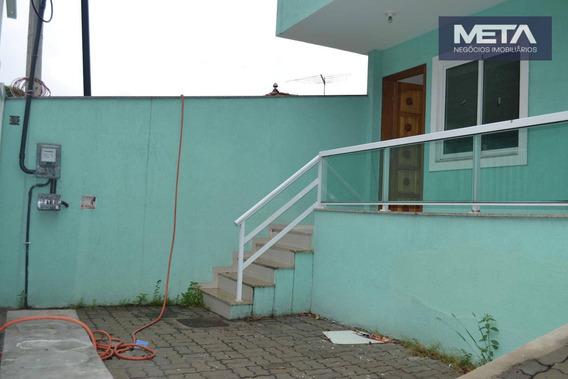 Casa Com 2 Dormitórios À Venda, 147 M² Por R$ 470.000,00 - Vila Valqueire - Rio De Janeiro/rj - Ca0025