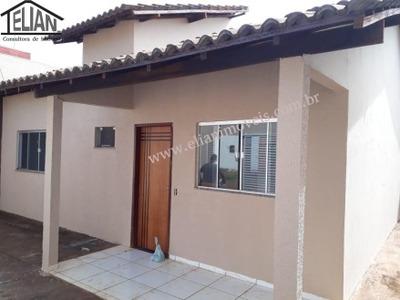 Casa No Bairro Nova Fronteira - Valor Integral Ou Ágio - 11002
