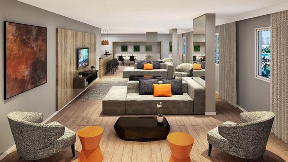 Apartamento Com 53 M², Com 2 Quartos - Vila Mariana - 4972