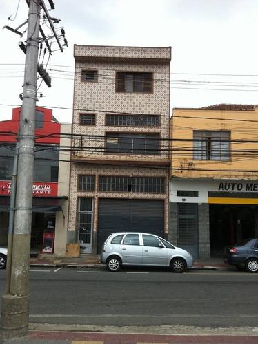 Imagem 1 de 2 de Salão Comercial Para Locação No Centro De São Caetano Do Sul - 2308