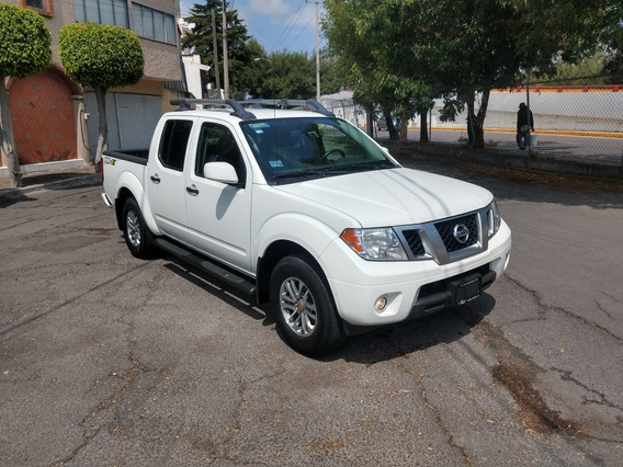 Nissan Frontier 4.0 Pro-4x V6 4x4 At 2018