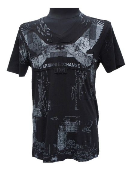Playera Armani Exchange Eagle