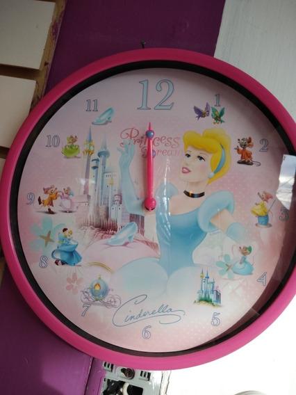 Reloj Musical Para Niña(o) De Pared Infantil