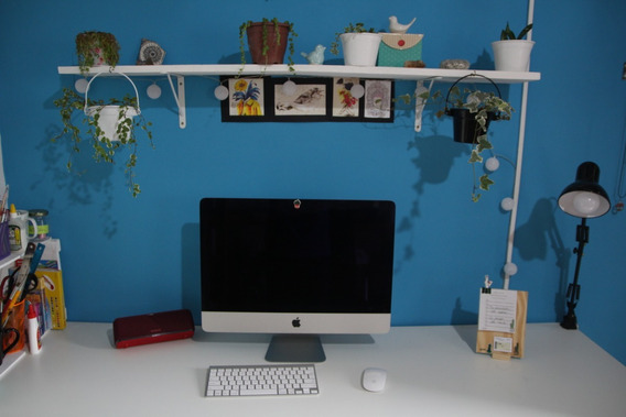 Apple iMac A1418, 21.5, 2,7ghz, 8gb Ram, 1tb Hd, Late 2012