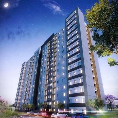 Apartamento Em Centro, Poá/sp De 45m² 2 Quartos À Venda Por R$ 199.999,99 - Ap43651