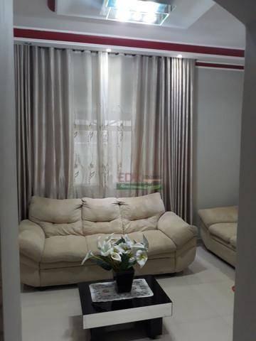 Imagem 1 de 18 de Sobrado Com 3 Dormitórios À Venda, 235 M² Por R$ 902.000 - Jardim Das Indústrias - São José Dos Campos/sp - So1979