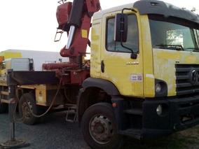 Caminhão Vw 24280 Ano 2013 / Munck Masal 60.609.
