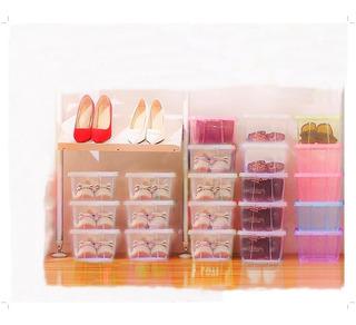Oferta!! Envío Gratis Organizador 12un Multi Zapato Caja
