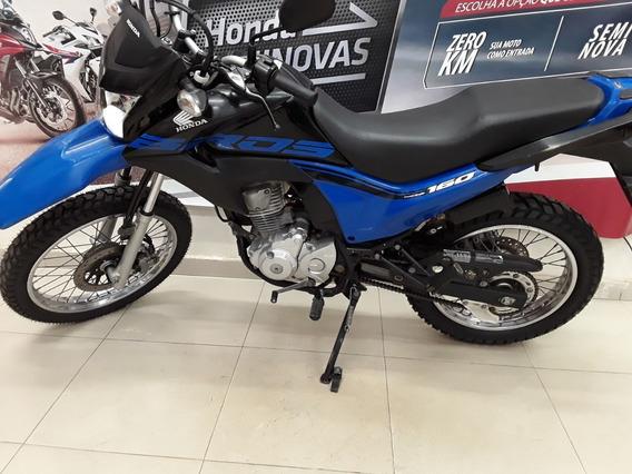 Honda Bros 160 Completa - Bem Conservada - Revisada - Linda