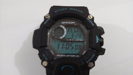 Relógio Barato Digital Frete Grátis Prova D Água + Brinde