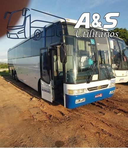 Busscar Vissta Buss Trucado Mb Super Oferta Confira! Ref.304