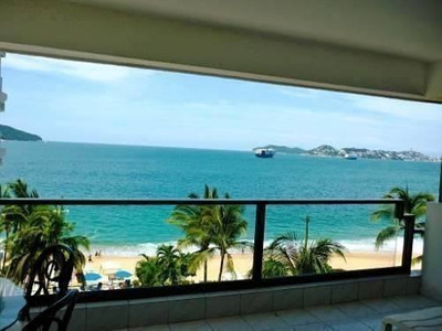 Departamento En Venta, Acapulco, Gro. (condominio Antibes)